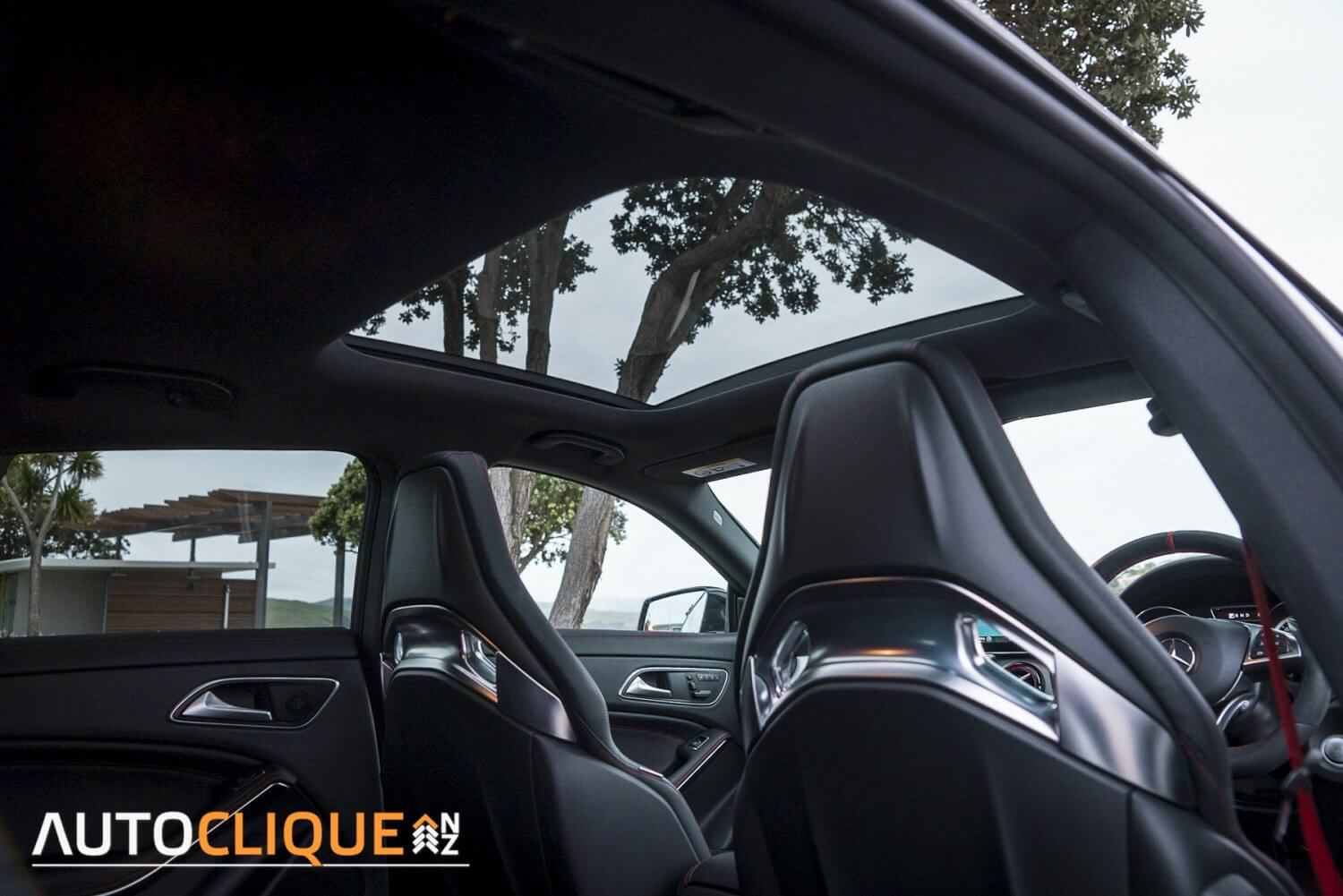 2015 mercedes benz cla 45 amg shooting brake road tested for Mercedes benz battery life