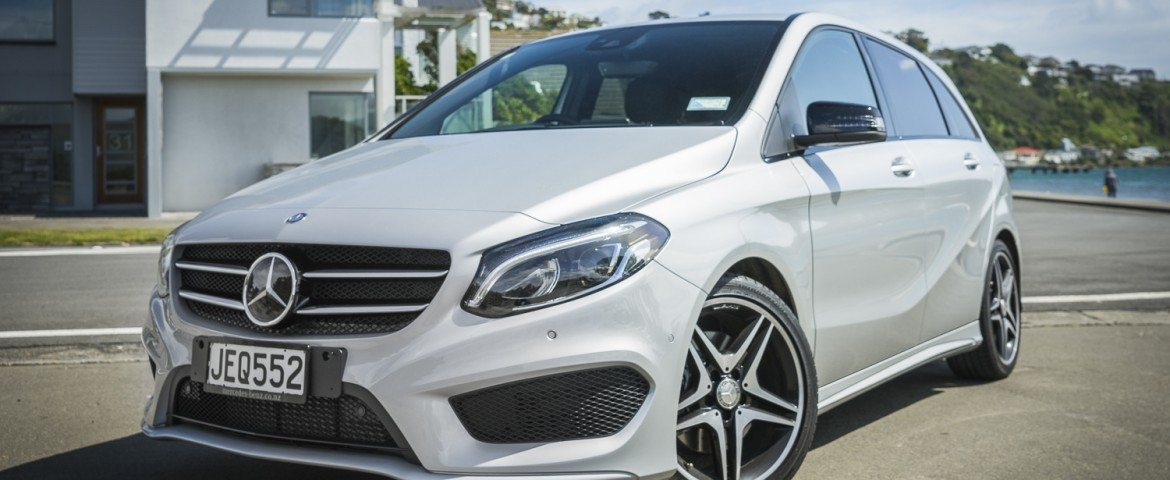 2015 Mercedes-Benz B250 – Car Review – The Sheep in Wolf's Clothing.