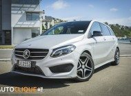 2015 Mercedes-Benz B250 - Car Review - The Sheep in Wolf's Clothing.
