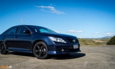 2015 Toyota Aurion Sportivo ZR6 - Car Review - Big Name, Big Car?