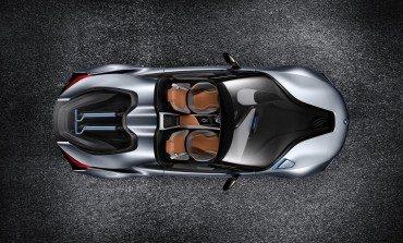 BMW i8 Spyder Nears Production