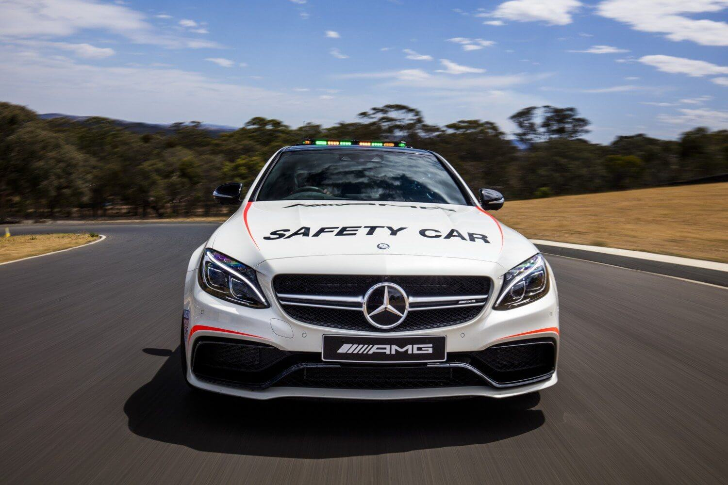 Mercedes amg provides c63 s 2016 liqui moly bathurst for Mercedes benz safety