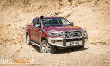 2016 Toyota Hilux - Out with the Old and In with the New