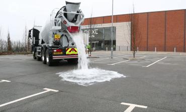 Topmix Permeable - Thats Some Freaky Concrete