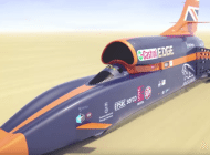 How to Drive at 1000 mph - Bloodhound SSC