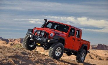 Available now: Jeep double-cab Brute ute