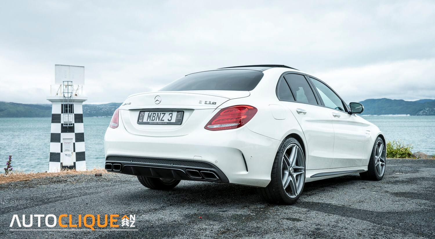 2016 mercedes benz c63 s amg road tested car review for Mercedes benz c63s