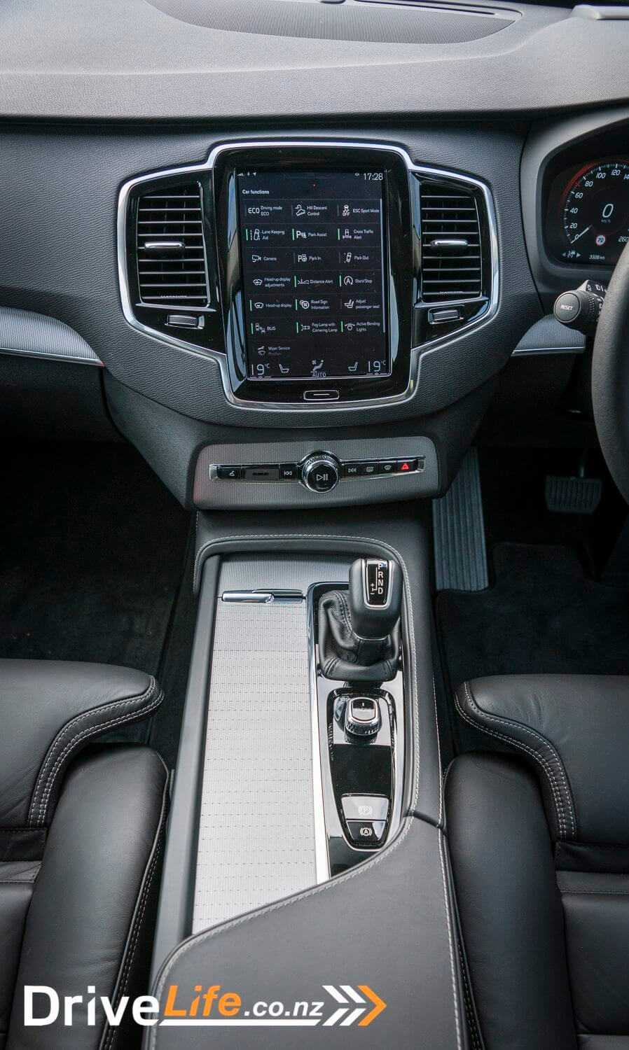 2015 Volvo XC90 D5 Inscription – Car Review – One Ring to ...