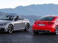 Second-Generation Audi TT-RS Unveiled