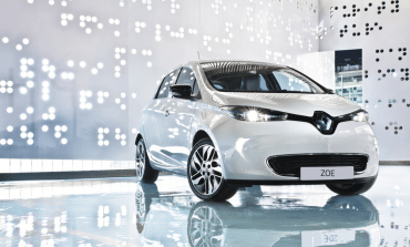 The Fully Electric Renault Zoe On Its Way To New Zealand