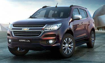 Press Release: Holden confirms Trailblazer SUV to head Down Under
