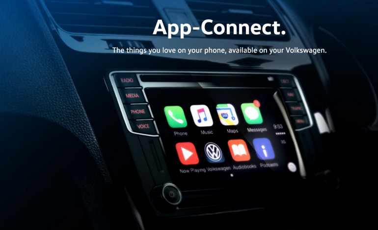 Press Release : Volkswagen NZ unveils new smartphone technology with Golf
