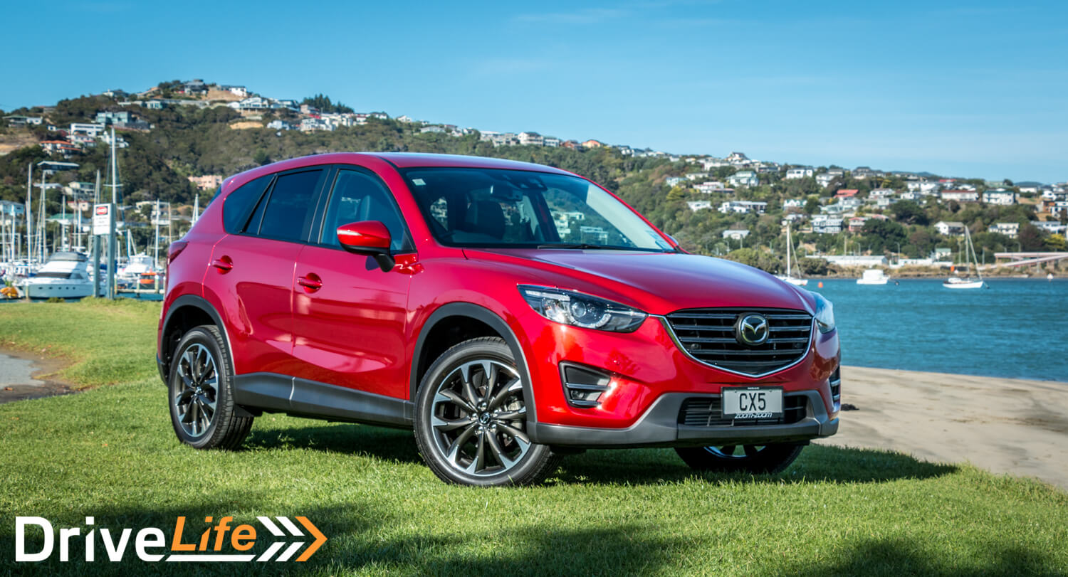 2016 Mazda CX-5 Limited – Car Review   Drive Life