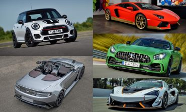 Five Star Cars From The 2016 Goodwood Festival Of Speed