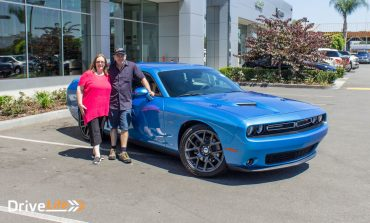 USA Road Trip (11): We now own a Dodge Challenger!