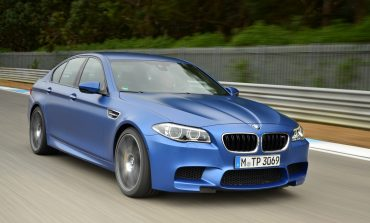 Press Release: BMW Group New Zealand Introduces The New M5 Pure