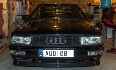 Project Rusty – Rob's Audi UR-Quattro – Part 17: One Year On