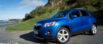 Holden Trax LTZ - Car Review - The Small Big Blue SUV