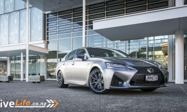 2016 Lexus GS F - Car Review - Where Practicality And Your Inner Child Meet
