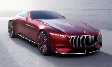 This Is The 6-Metre Long Mercedes-Maybach Concept and It's Wunderbar