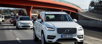 Press Release : Volvo and Uber Join Forces To Develop Autonomous Driving Cars
