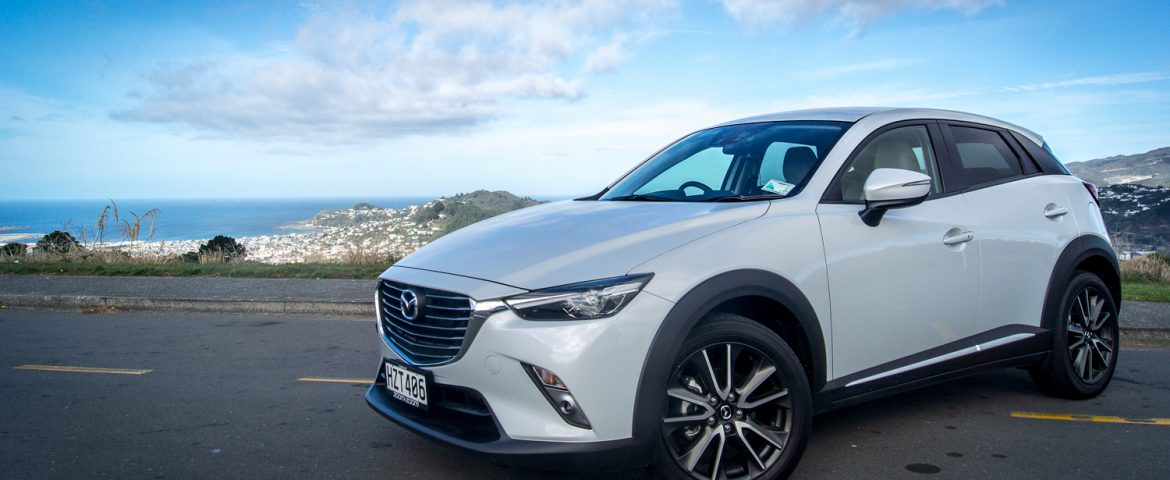 Mazda Cx 3 Limited Car Review Metallic Ceramic