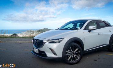 Mazda CX-3 Limited - Car Review - Metallic Ceramic ?
