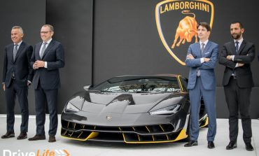 2016 Lamborghini Day Japan - A Day of Colours and Noise