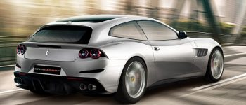 Ferrari GTC4Lusso T: Take Away Four Cylinders, Get More Hate