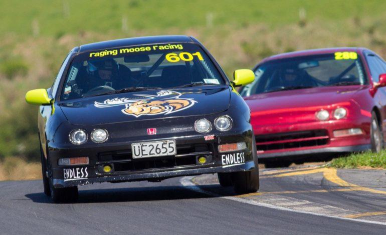 Press Release : Dunlop Helps Drive New Zealand's Biggest Motorsport Series