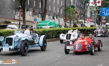 2016 La Festa Mille Miglia - The Classics Takeover Tokyo Again