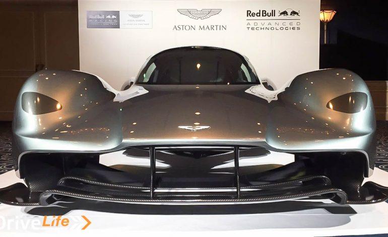 AM-RB001: Tokyo Launch For Aston Martin-Red Bull Hypercar