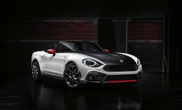 Press release: Abarth 124 Spider Pricing Confirmed
