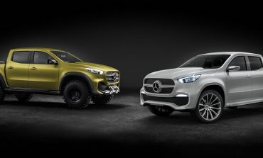 Mercedes To Tackle Ute Market With X-Class