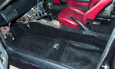 Project Rusty - Rob's Audi UR-Quattro - Part 20: Carpets