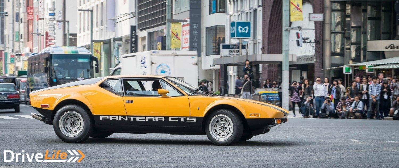 drivelife-nz-tokyo-car-spotting-ginza-detomaso-pantera