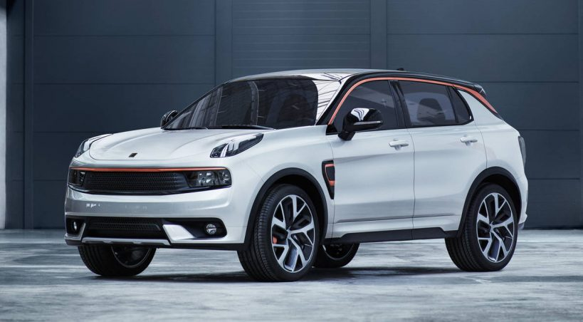 Meet Lynk&Co - A Connected Car From China