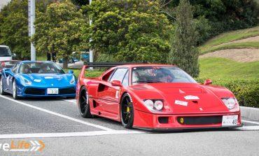 Ferrari Cavalcade Japan - Part 2: Sayonara Mainland, Konnichiwa Awaji Island Retreat