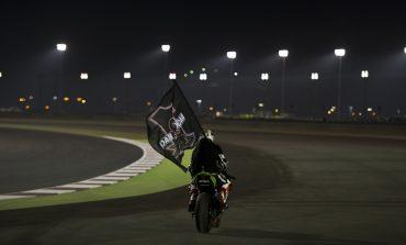 Double Champion Rea Makes Superbike History With Kawasaki