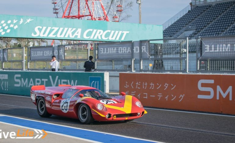 Suzuka Sound of Engine 2016: It's Like Glastonbury For Petrolheads
