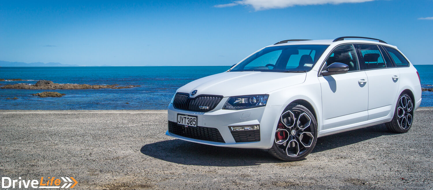 Skoda Octavia Rs 230 Car Review The Cheaper Upgraded