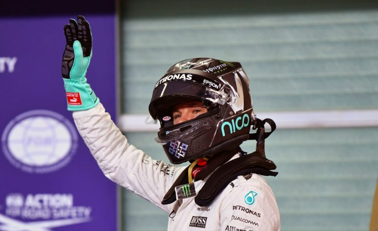 F1 / Rosberg Announced Retirement From Formula One
