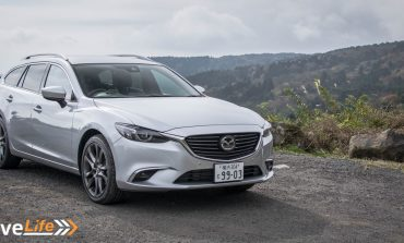 2016 Mazda6 Wagon SkyActiv D - Car Review -  The Family Overachiever