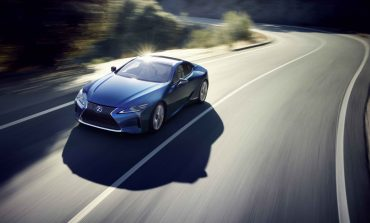 Press Release : Lexus LC 500h – The Revolutionary Hybrid