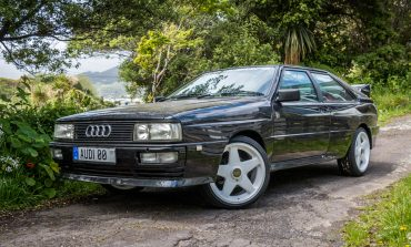 Project Rusty – Rob's Audi UR-Quattro – Part 21: Wheels