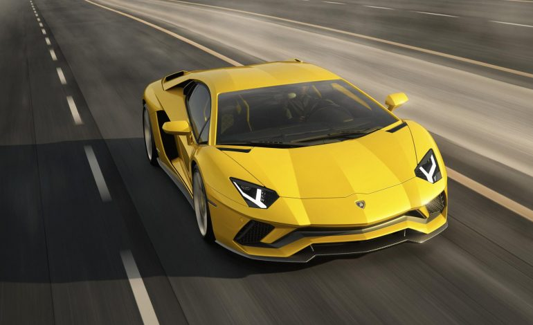 New Aventador S Is A 730hp Supercar To Add To Your Wishlist