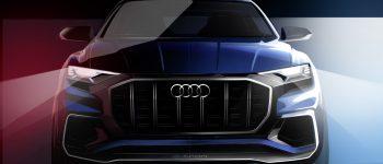 Press Release: Audi Q8 concept premieres in Detroit