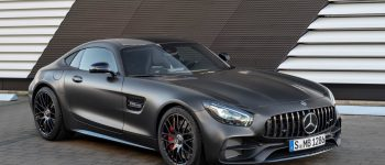 Wait, What? Another New AMG GT?