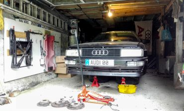 Project Rusty – Rob's Audi UR-Quattro – Part 22: A Couple of Setbacks