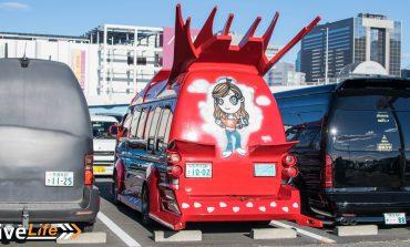 Tokyo Auto Salon 2017 - Part 3: Car Parks and Rec